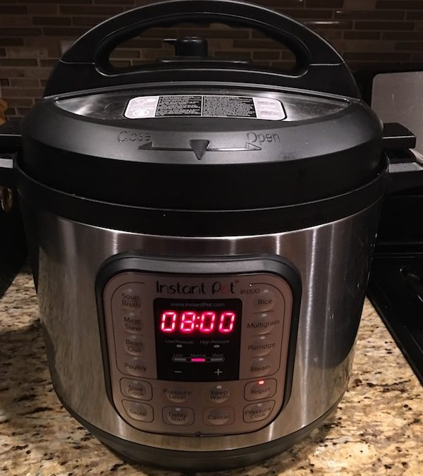 The Instant Pot: Great Tool for a Functional Medicine Protocol