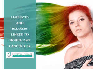 Hair Dyes and Relaxers Linked to Significant Cancer Risk