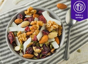 Berry Bliss Trail Mix