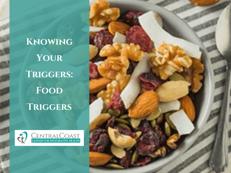 Knowing Your Triggers: Food Triggers!