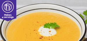 Anti-inflammatory Lemongrass soup