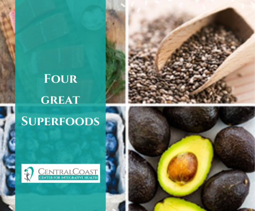 Four Great Superfoods